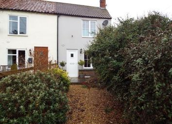 Thumbnail 4 bed end terrace house for sale in Hilgay, Downham Market, Norfolk