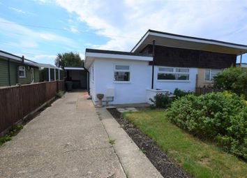 Thumbnail 3 bed bungalow for sale in Camber Drive, Pevensey Bay