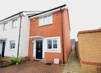 Thumbnail 2 bedroom end terrace house to rent in Longships Way, Kennet Island, Reading