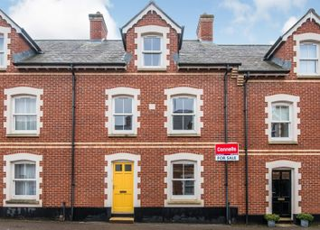 Thumbnail 4 bedroom terraced house for sale in Masterson Street, Exeter
