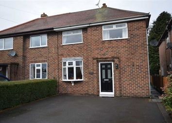 Thumbnail 4 bed semi-detached house for sale in Far Laund, Belper