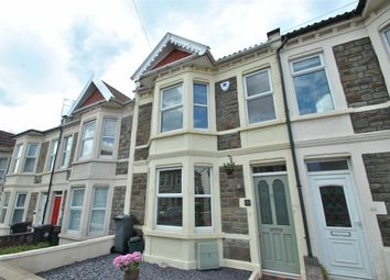 Thumbnail 4 bedroom terraced house for sale in Bloomfield Road, Brislington, Bristol