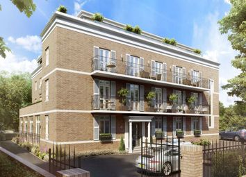 Thumbnail 2 bed flat for sale in Samuelson Place, Isleworth