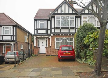 Thumbnail 4 bed property to rent in Clarendon Road, London