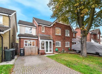 Thumbnail 4 bed semi-detached house for sale in The Green, Darenth Village Park, Dartford, Kent