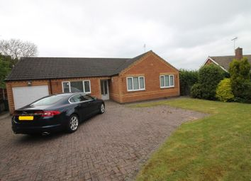 Thumbnail 4 bed detached bungalow to rent in Earlswood Drive, Mansfield