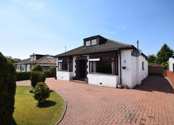 Thumbnail 4 bed bungalow for sale in Evan Drive, Giffnock, Glasgow