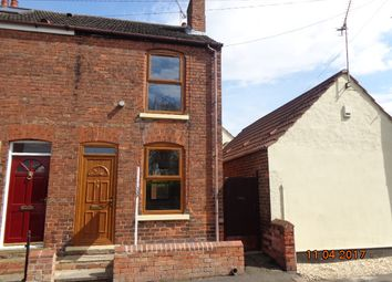Thumbnail 2 bed end terrace house to rent in Debdhill Road, Misterton