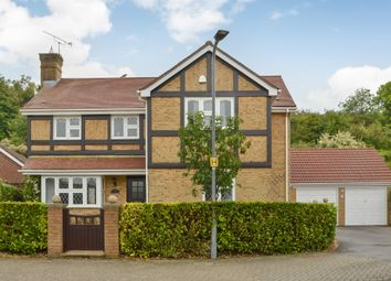 Thumbnail 4 bed detached house for sale in Kintyre Road, Cosham, Portsmouth