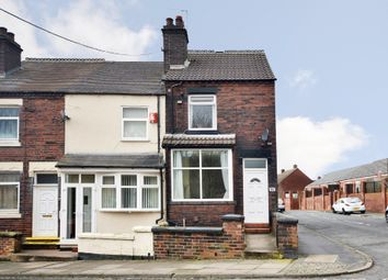 Thumbnail 2 bed end terrace house for sale in St. Pauls Street, Middleport, Stoke-On-Trent