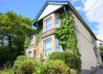 Thumbnail 1 bed flat to rent in Flat 7, Polryn, 17 Berrycoombe Road, Bodmin