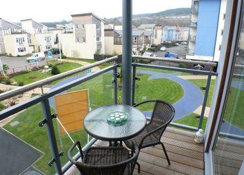 Thumbnail 1 bed flat to rent in Copper Quarter, Copper Quarter, Swansea