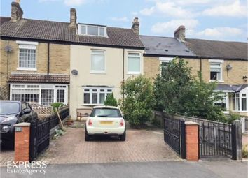 Thumbnail 4 bed terraced house for sale in Wesley Crescent, Shildon, Durham