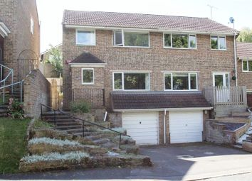 Thumbnail 3 bedroom semi-detached house to rent in Bankside, Old Town, Swindon