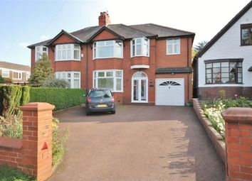 Thumbnail 4 bed semi-detached house for sale in Clifton Road, Runcorn, Cheshire