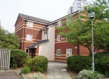 Thumbnail 2 bed flat for sale in Calico Close, Salford