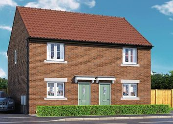"Thumbnail 2 bedroom property for sale in ""Halstead At Ebor Chase"" at Langton Road, Norton, Malton"
