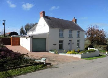 Thumbnail 4 bed detached house for sale in Martletwy, Narberth, Pembrokeshire