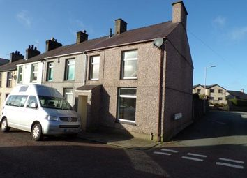 Thumbnail 3 bedroom end terrace house for sale in Baptist Street, Penygroes, Caernarfon