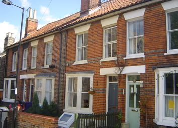Thumbnail 2 bedroom terraced house to rent in Church Row, Bury St. Edmunds