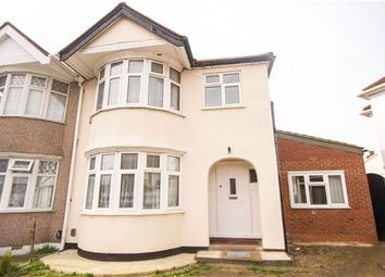 Thumbnail 5 bed semi-detached house for sale in Stewart Close, Kingsbury
