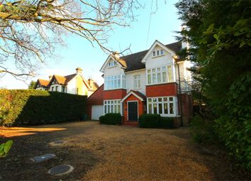 Thumbnail 6 bed detached house to rent in Mytchett Road, Mytchett, Camberley