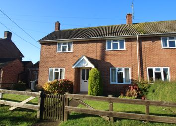 Thumbnail 3 bed end terrace house for sale in Aldbourne Road, Baydon