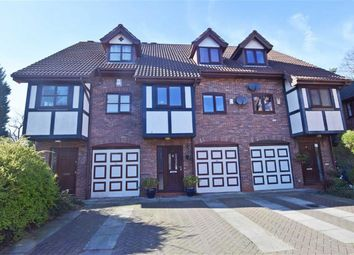 Thumbnail 4 bed town house for sale in Blackburn Gardens, Didsbury, Mancheter
