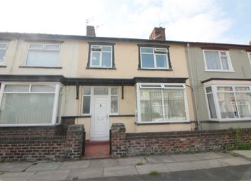 Thumbnail 3 bed terraced house for sale in Middleton Road, Waterloo, Merseyside