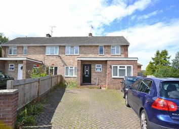 Thumbnail 3 bed semi-detached house for sale in Mount Close, Newbury, Berkshire