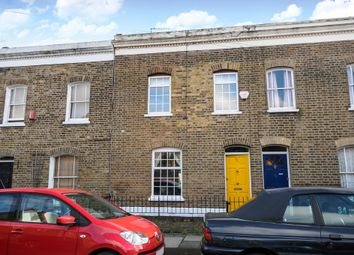 Thumbnail 3 bed terraced house for sale in Strickland Street, London
