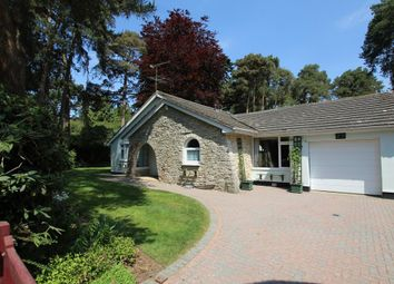Thumbnail 2 bed detached bungalow for sale in Pinewood Road, Ferndown