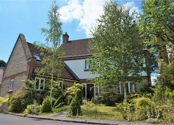 Thumbnail 5 bed detached house for sale in Manor Farm Close, Pimperne, Blandford Forum