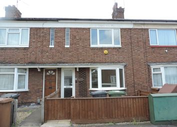 Thumbnail 3 bed terraced house to rent in Montagu Road, Walton, Peterborough