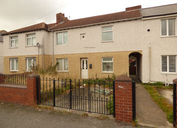 Thumbnail 4 bed terraced house for sale in Tudor Street, Thurnscoe, Rotherham