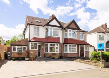 Thumbnail 4 bed property to rent in Church Hill Road, North Cheam, Sutton