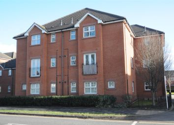 Thumbnail 2 bed flat for sale in Kingsway South, Latchford, Warrington