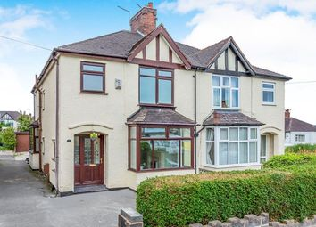 Thumbnail 3 bed semi-detached house for sale in Elaine Avenue, Stoke-On-Trent