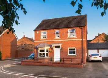 Thumbnail 4 bed detached house for sale in Chaucer Lane, Strensall, York