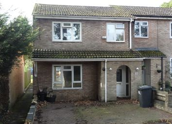 Thumbnail 3 bed end terrace house for sale in Holt Way, Hook