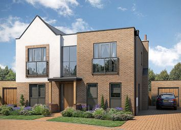 "Thumbnail 4 bed property for sale in ""The Selwood"" at Atlas Way, Milton Keynes"