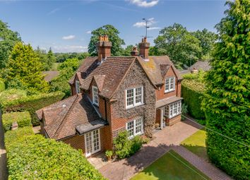 Thumbnail 3 bed detached house for sale in Eversley Centre, Hook, Hampshire
