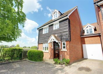 Thumbnail 4 bed link-detached house for sale in Tring Road, Long Marston, Tring