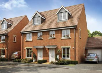 """Thumbnail 3 bed semi-detached house for sale in """"The Ashton G - Plot 187"""" at Station Road, Chinnor"""