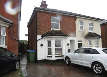Thumbnail 2 bed semi-detached house for sale in Butts Road, Southampton