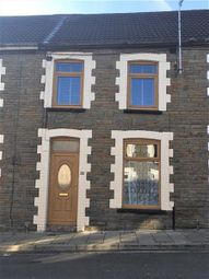 Thumbnail 2 bed terraced house to rent in Dan-Y - Graig Street, The Graig, Pontypridd