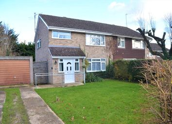 Thumbnail 4 bedroom semi-detached house for sale in Underwood Road, Reading, Berkshire