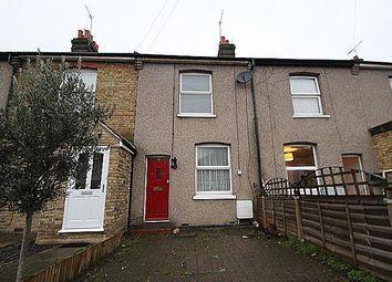 Thumbnail 2 bed terraced house to rent in Nellgrove Road, Uxbridge, Buckinghamshire