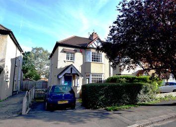 3 bed semi-detached house for sale in Wellington Walk, Westbury-On-Trym, Bristol BS10