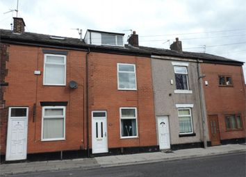 Thumbnail 3 bedroom terraced house to rent in Howard Street, Radcliffe, Manchester